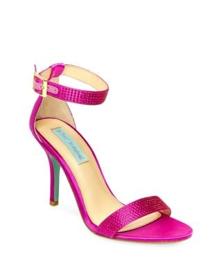 Shilo Heeled Sandals by Betsey Johnson