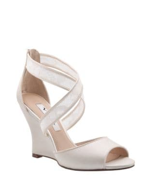 Elyana Wedge Sandals by Nina