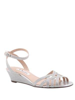 Faria Wedge Sandals by Nina