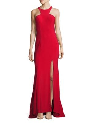 Racerback Column Gown by Xscape