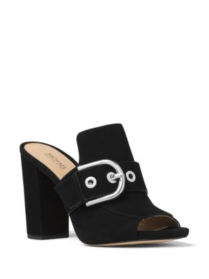 Cooper Open Toe Mules by MICHAEL MICHAEL KORS