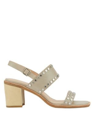 Rachel Studded Dress Sandals by G.H. Bass