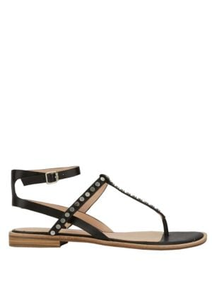 Michelle Leather Sandals by G.H. Bass