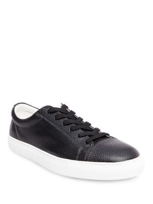 Bounded Lace-Up Sneakers...