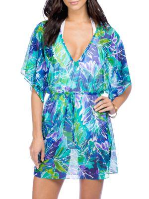 Poolside Printed Tunic by Lauren Ralph Lauren