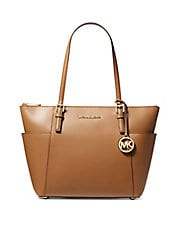 MICHAEL MICHAEL KORS - Textured Leather Tote