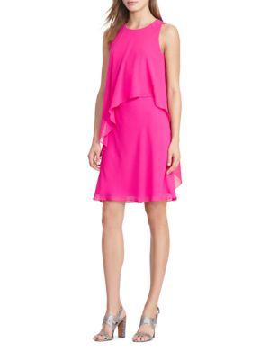 Overlay Shift Dress by Lauren Ralph Lauren