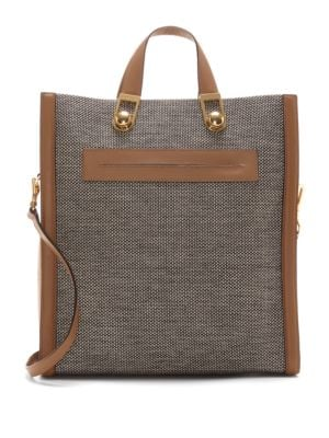 Cassia Alise Leather Blend Tote by Louise et Cie