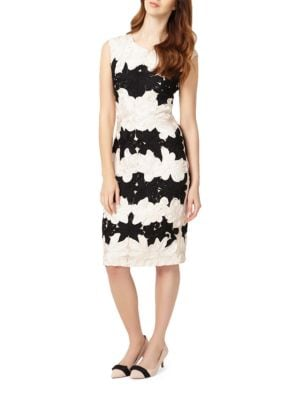 Celeste Tapework Dress by Phase Eight