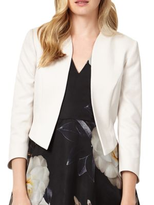 Tabitha Open-Front Jacket by Phase Eight