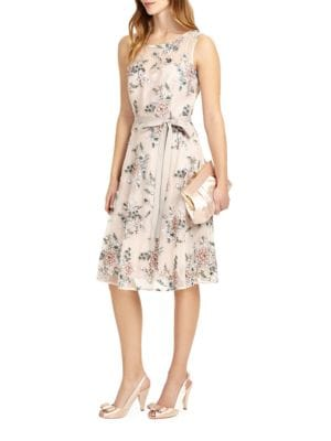 Prudence Embroidered Dress by Phase Eight