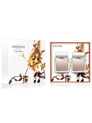 Euphoria for Men Eau de Toilette and After Shave Gift Set- 130.00 Value 500034416826