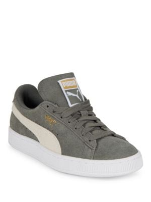 Classic Suede Sneakers by PUMA