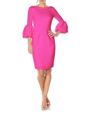 Stretch Shift Dress by Laundry by Shelli Segal