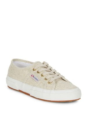 Low-Top Sneakers by Superga