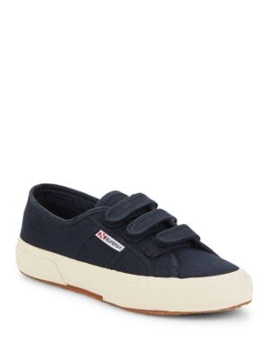 Canvas Grip-Tape Sneakers by Superga