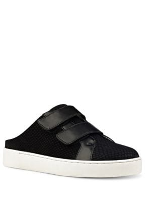Poeton Leather Slip-On Sneakers by Nine West