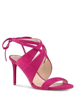 Ronnie Kid Suede Dress Sandals by Nine West
