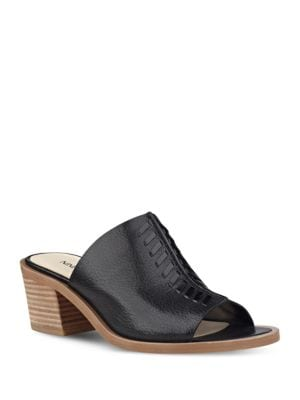 Rahima Block Heel Mule by Nine West