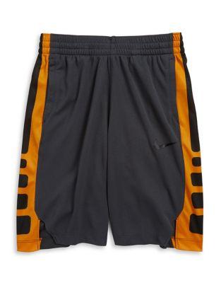 Boys Dry Elite Basketball Shorts