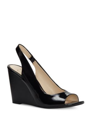 Gaela Slingback Wedge Pumps by Jessica Simpson