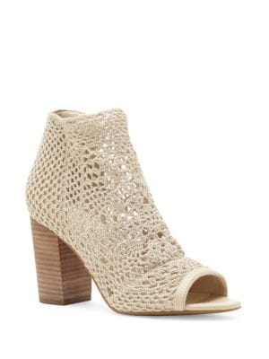 Rianne Woven Booties by Jessica Simpson