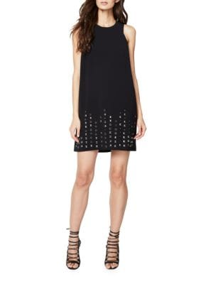 Jewelneck Sleeveless Embellished Dress by RACHEL Rachel Roy
