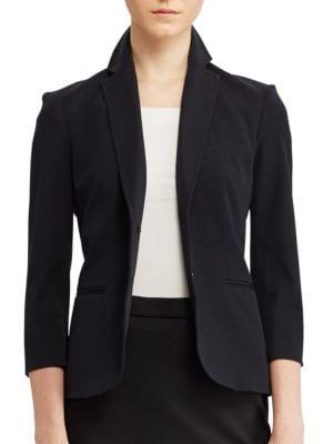 Slim-Fit Two-Button Jacket by Lauren Ralph Lauren