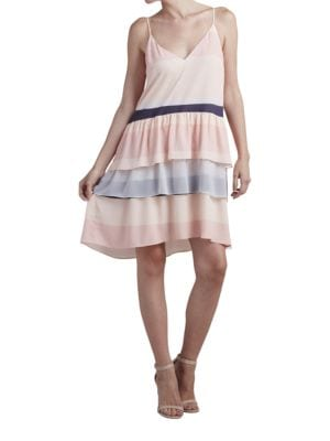 Atacama Sleeveless Tier Dress by Paper Crown