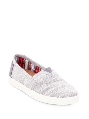 Avalon Canvas Slip-Ons by TOMS