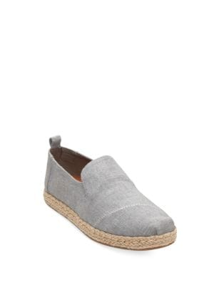 Deconctrcted Canvas Espadrille Alpargatas by TOMS