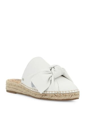 Lynda Leather Espadrille Mule by Sam Edelman