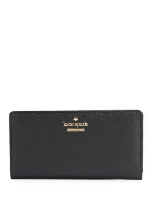 Pebbled Leather Medium Continental Wallet 500034747311