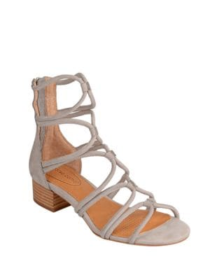 Jenkins Strappy Leather Sandals by Corso Como