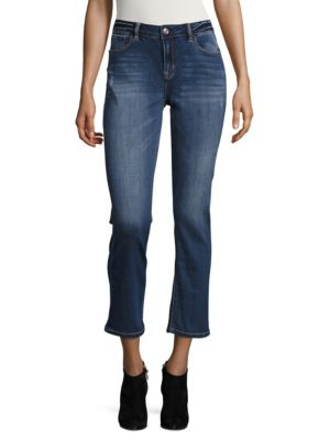 Jeanși de damă KENSIE JEANS Straight
