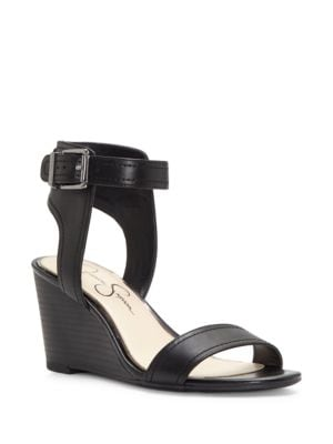 Cristabel Wedge Sandals by Jessica Simpson