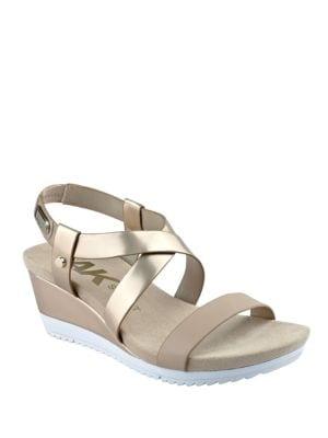 Shanni Wedge Sandals by Anne Klein