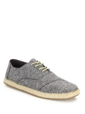 Camino Canvas Sneakers by TOMS