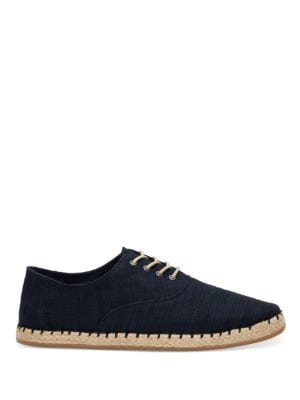 Lace-Up Espadrille Sneakers by TOMS