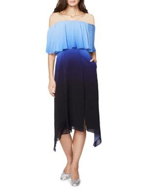 Ombre Popover Dress by RACHEL Rachel Roy