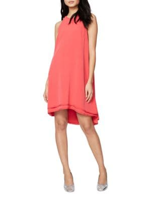Sleeveless Double-Layer Trapeze Dress by RACHEL Rachel Roy