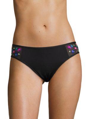 Garden Groove Hipster Bikini Bottom by Kenneth Cole REACTION