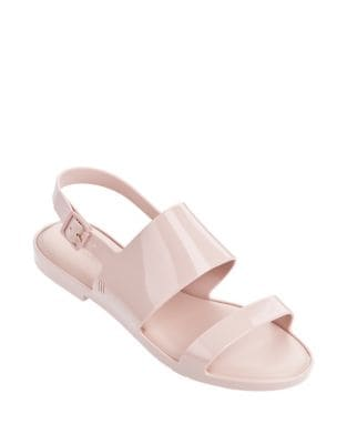 Classy Slingback Sandals by Melissa