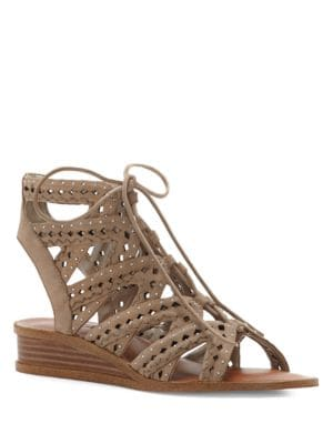 Maygan Studded Ghillie Sandals by 1.STATE