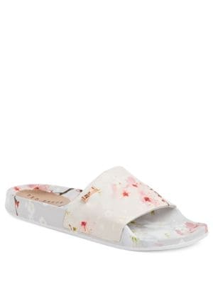 Armeana Pool Slide Sandals by Ted Baker London