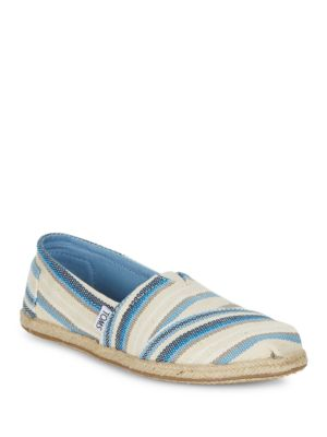 Seasonal Classic Alpargata Flats by TOMS