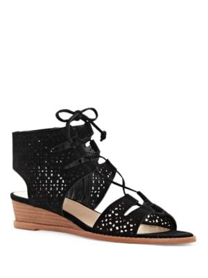 Buy Retana Lace Up Sandals by Vince Camuto online