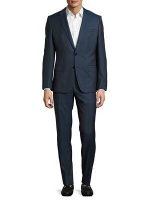 Wool Pants Suit by Hugo