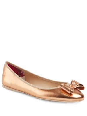 Immet Leather Ballerina...