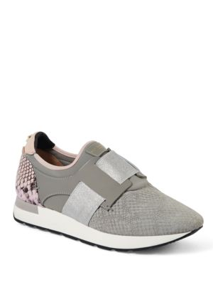 Kygoa Embossed Trainers by Ted Baker London